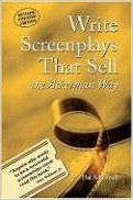 Write screenplays cover